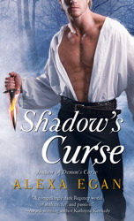 Shadow's Curse book cover