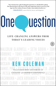 One question ebook by ken coleman official publisher page simon one question fandeluxe Image collections