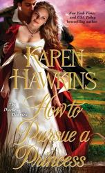 How to Pursue a Princess book cover