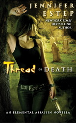 Thread of Death book cover