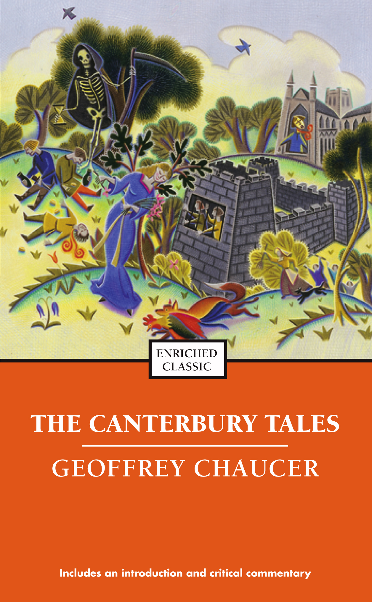 who has written typically the canterbury tales