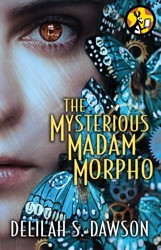The Mysterious Madam Morpho book cover