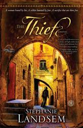 Thief book cover