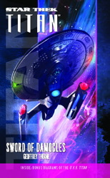 Star Trek: Titan #4: Sword of Damocles