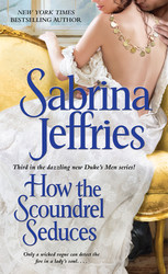 How the Scoundrel Seduces book cover