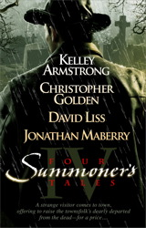 Four Summoner's Tales book cover