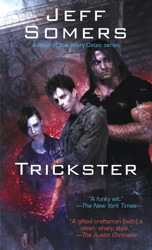 Trickster book cover