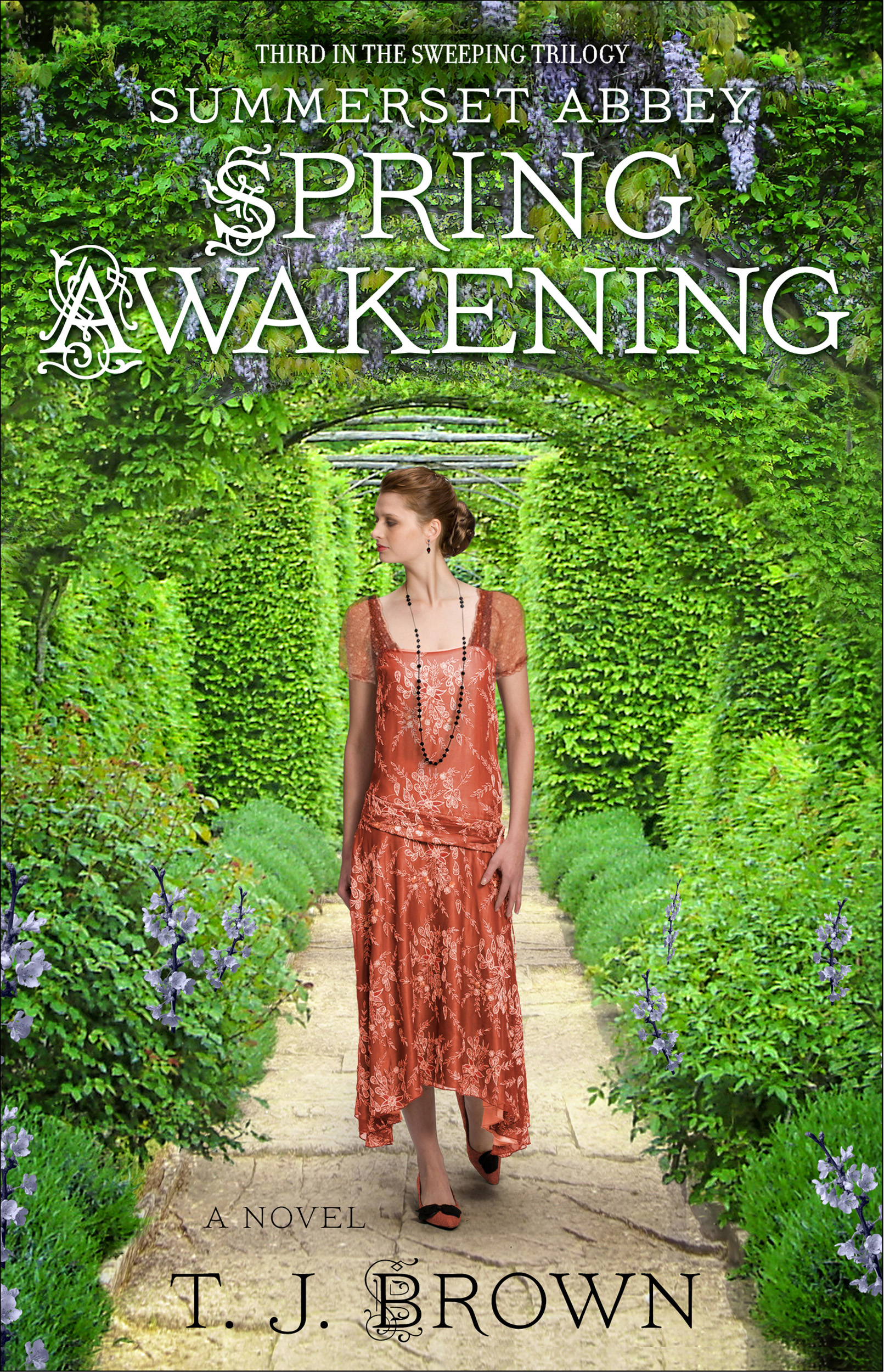 Summerset Abbey: Spring Awakening | Book by T. J. Brown