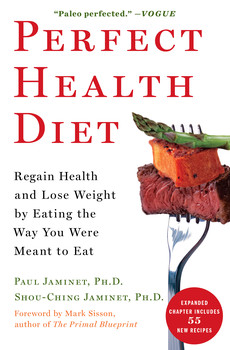 Perfect health diet book by paul jaminet shou ching jaminet mark perfect health diet malvernweather Images