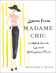 Buy Lessons from Madame Chic