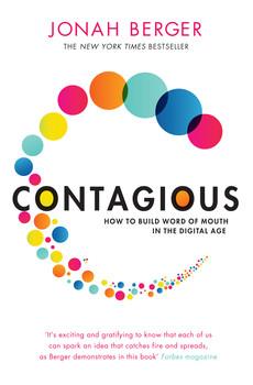 Contagious av Jonah Berger