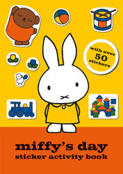 Miffy's Day Sticker Activity Book