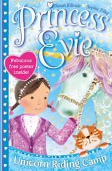 Princess Evie: The Unicorn Riding Camp
