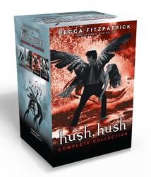 Hush, Hush PB slipcase x 4