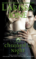 Chained by Night book cover