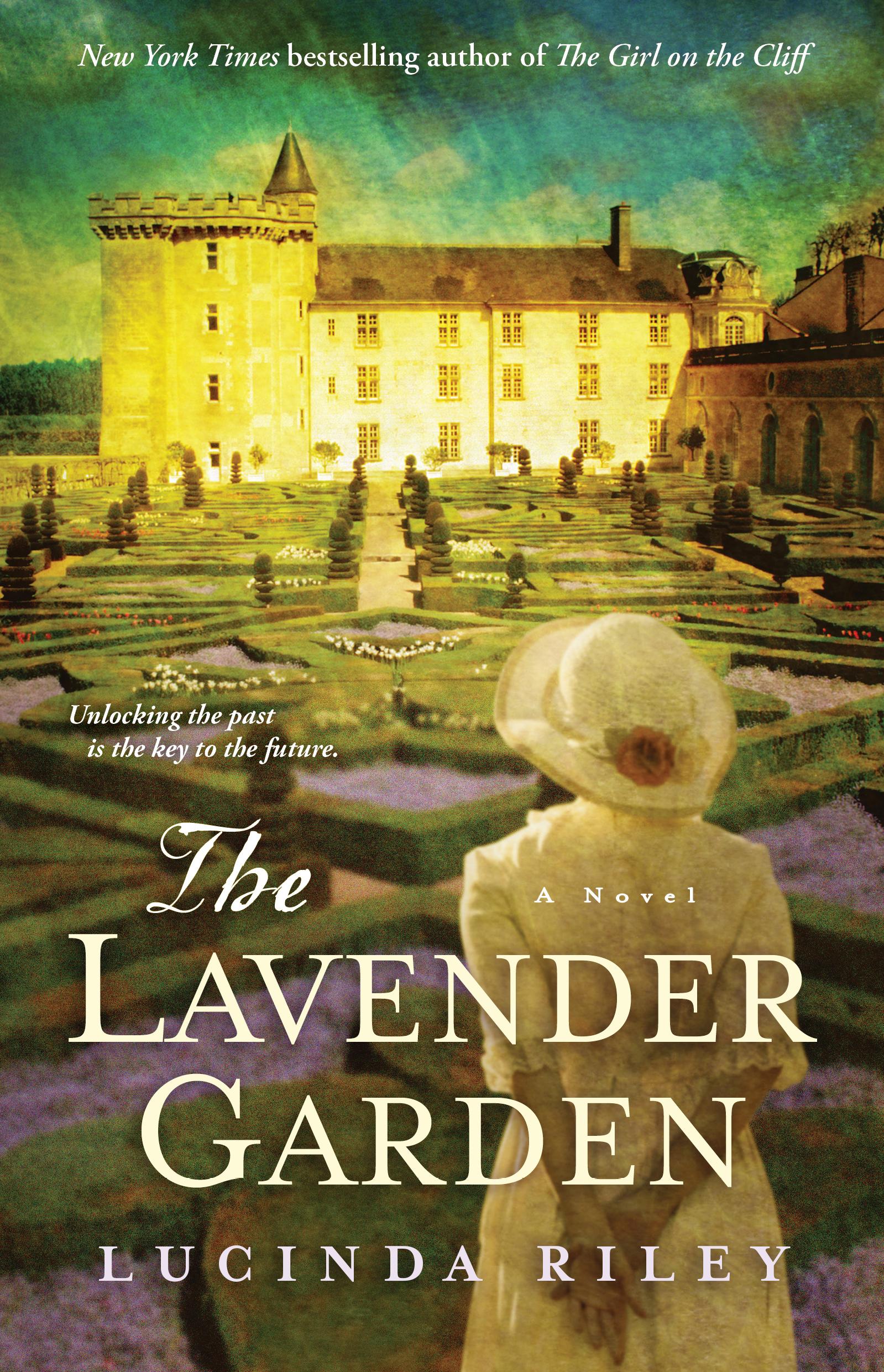 Cvr9781476703558 9781476703558 Hr. The Lavender Garden