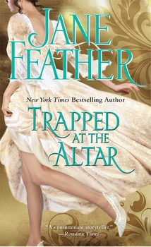 Jane Feather book cover