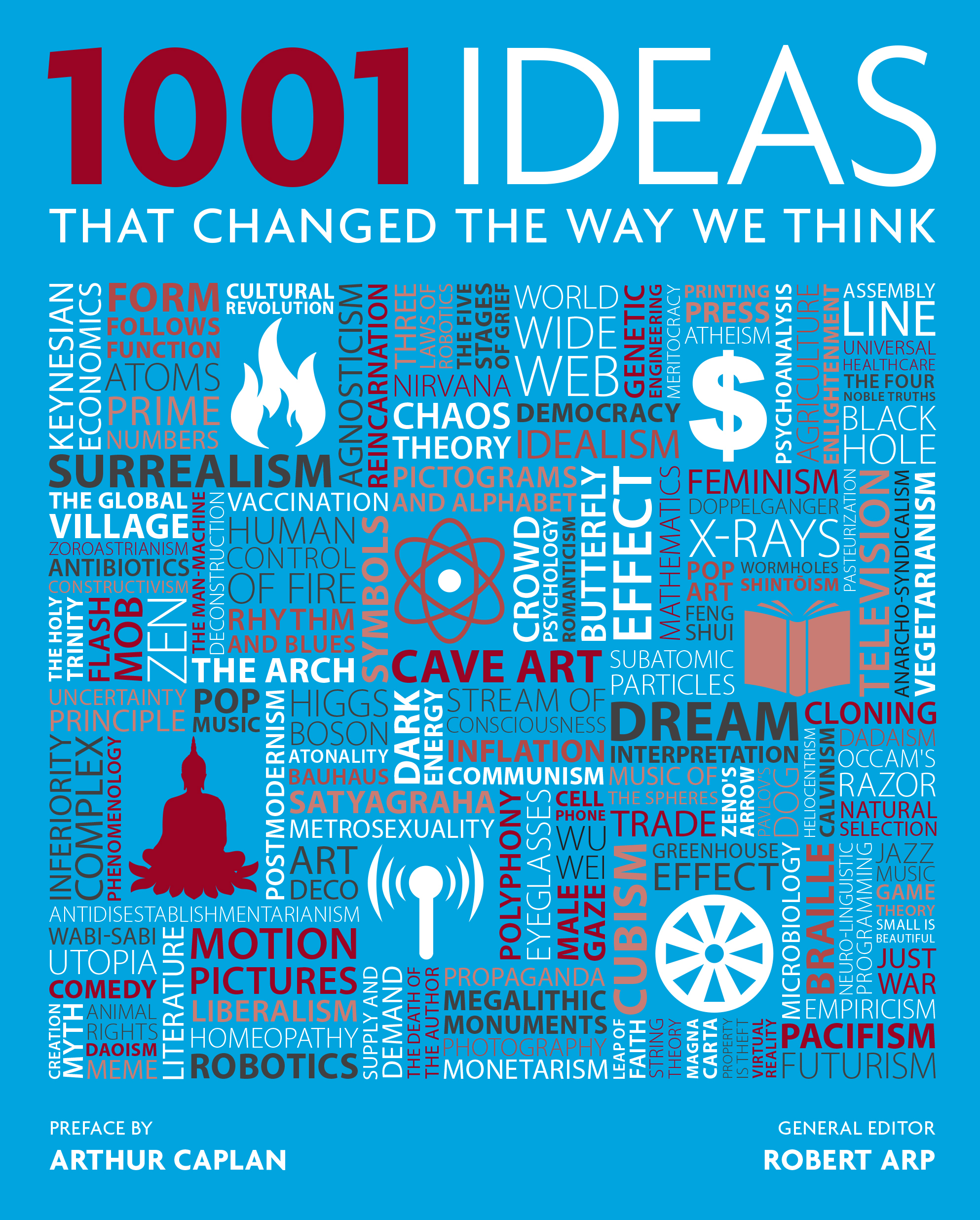 Cvr9781476705729 9781476705729 hr. 1001 Ideas That Changed the Way We Think