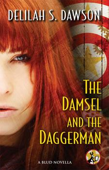 The Damsel and the Daggerman book cover