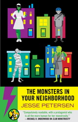 Monsters in Your Neighborhood book cover
