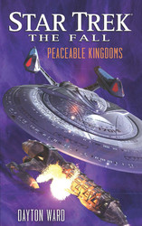 Star trek the fall peaceable kingdoms 9781476718996