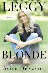 Leggy Blonde book cover