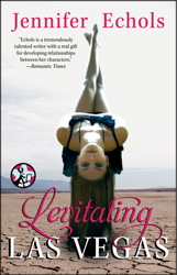 Levitating Las Vegas book cover