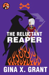 Reluctant Reaper book cover