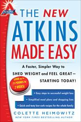 New atkins made easy 9781476729954