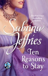 Ten Reasons to Stay book cover
