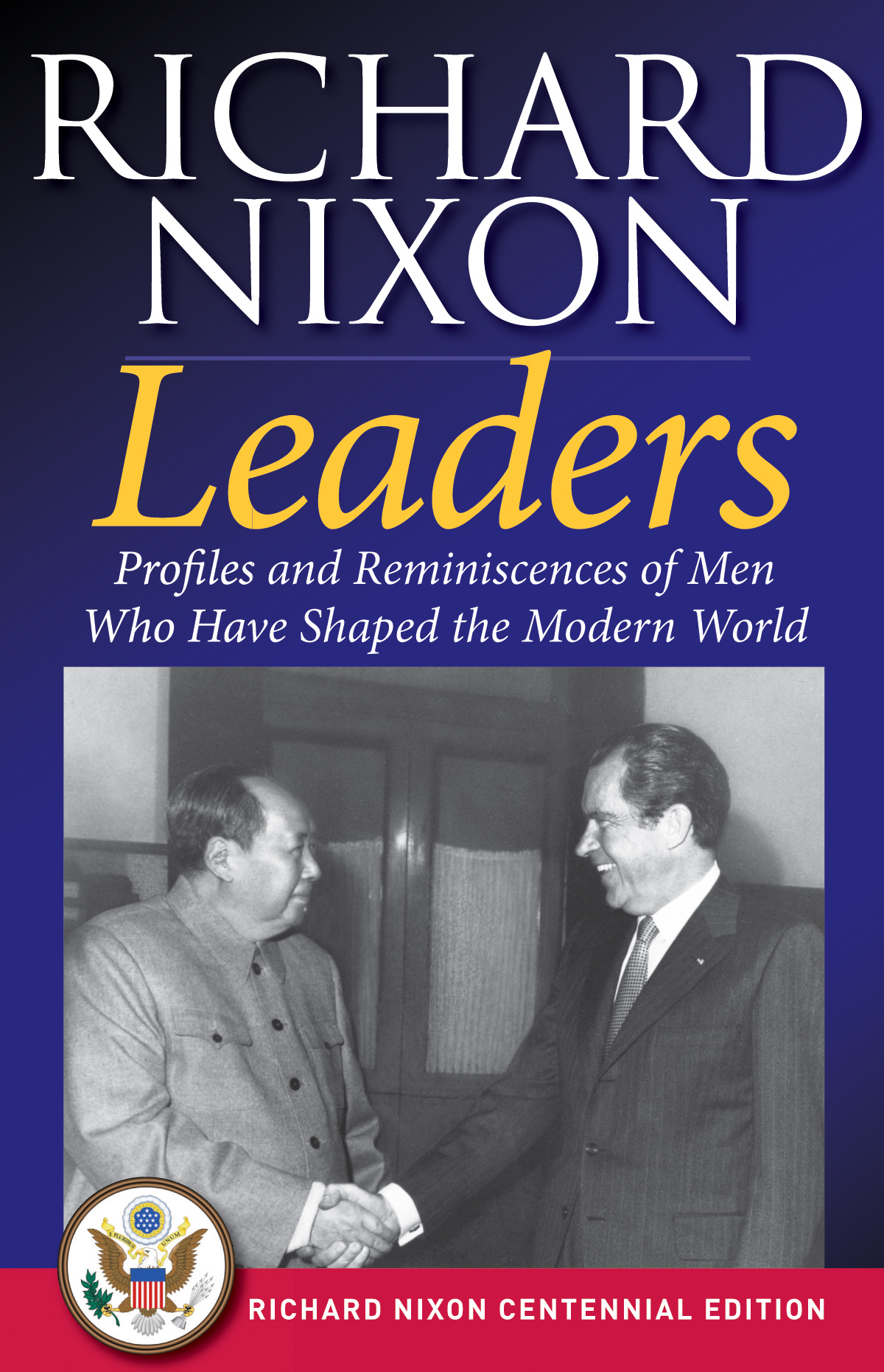 Leaders ebook by richard nixon official publisher page simon cvr9781476731803 9781476731803 hr fandeluxe Choice Image