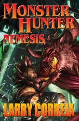 Monster Hunter Nemesis signed edition