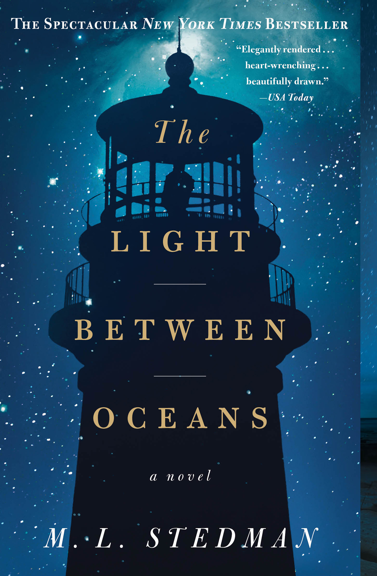 The Light Between Oceans | Book by M L  Stedman | Official Publisher