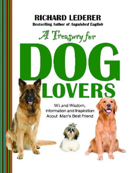 A Treasury for Dog Lovers | Book by Richard Lederer