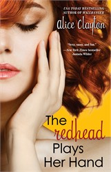 The Redhead Plays Her Hand book cover