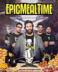 Epic Meal Time book cover
