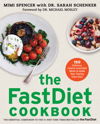 Buy The FastDiet Cookbook