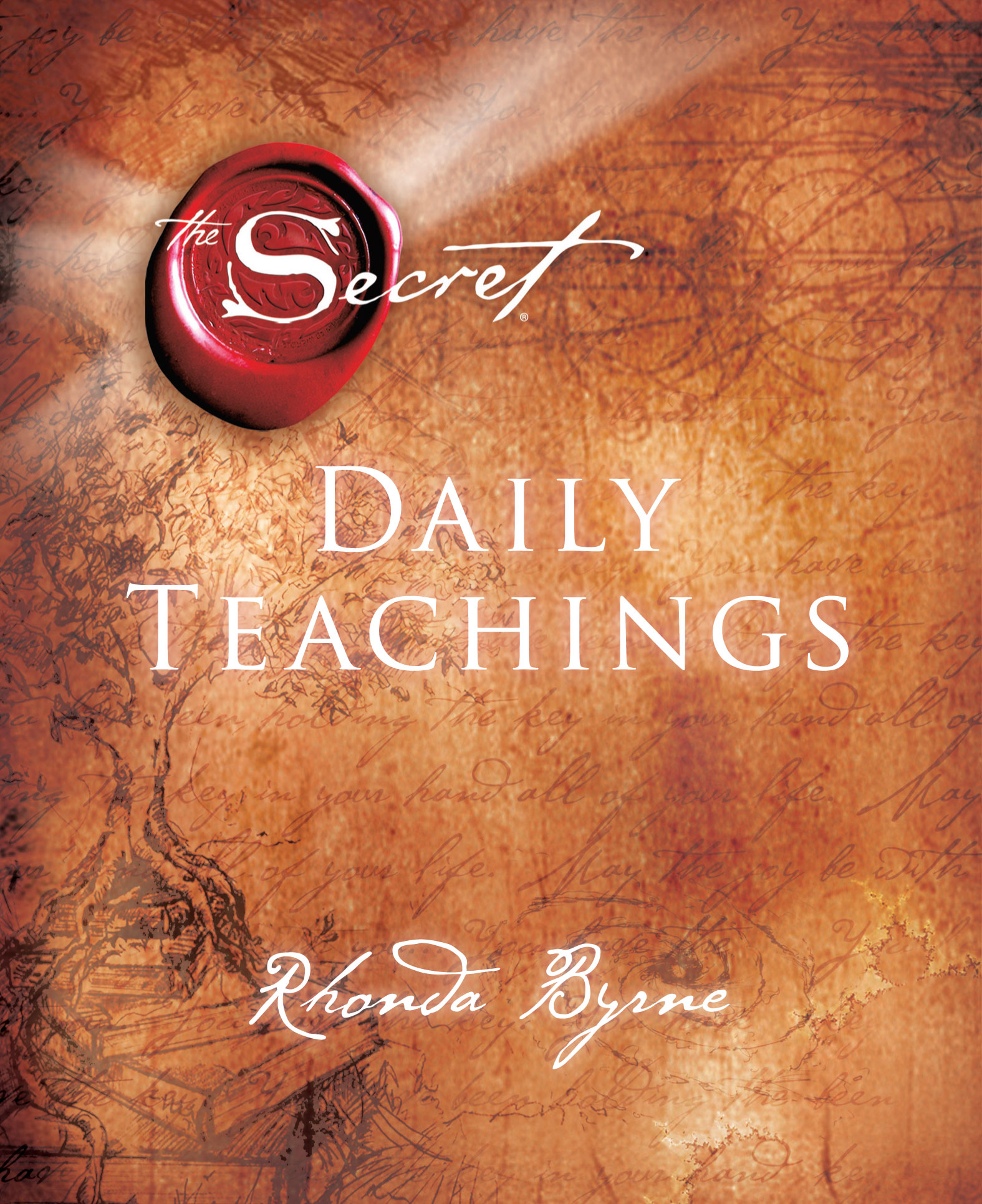 The Secret Daily Teachings | Book by Rhonda Byrne