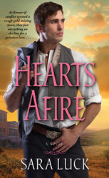 Hearts Afire book cover