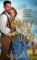 A Family for Maddie book cover