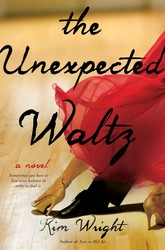 The Unexpected Waltz book cover