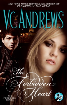 Forbidden Heart book cover