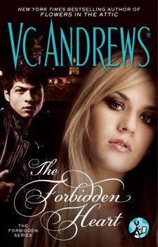 V.C. Andrews book cover