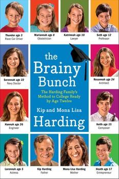 The Brainy Bunch Book By Kip Harding Mona Lisa Harding Official