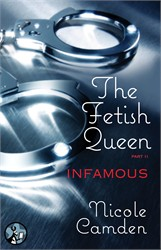 The Fetish Queen, Part Two: Infamous book cover