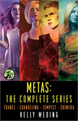 Metawars: The Complete Series book cover