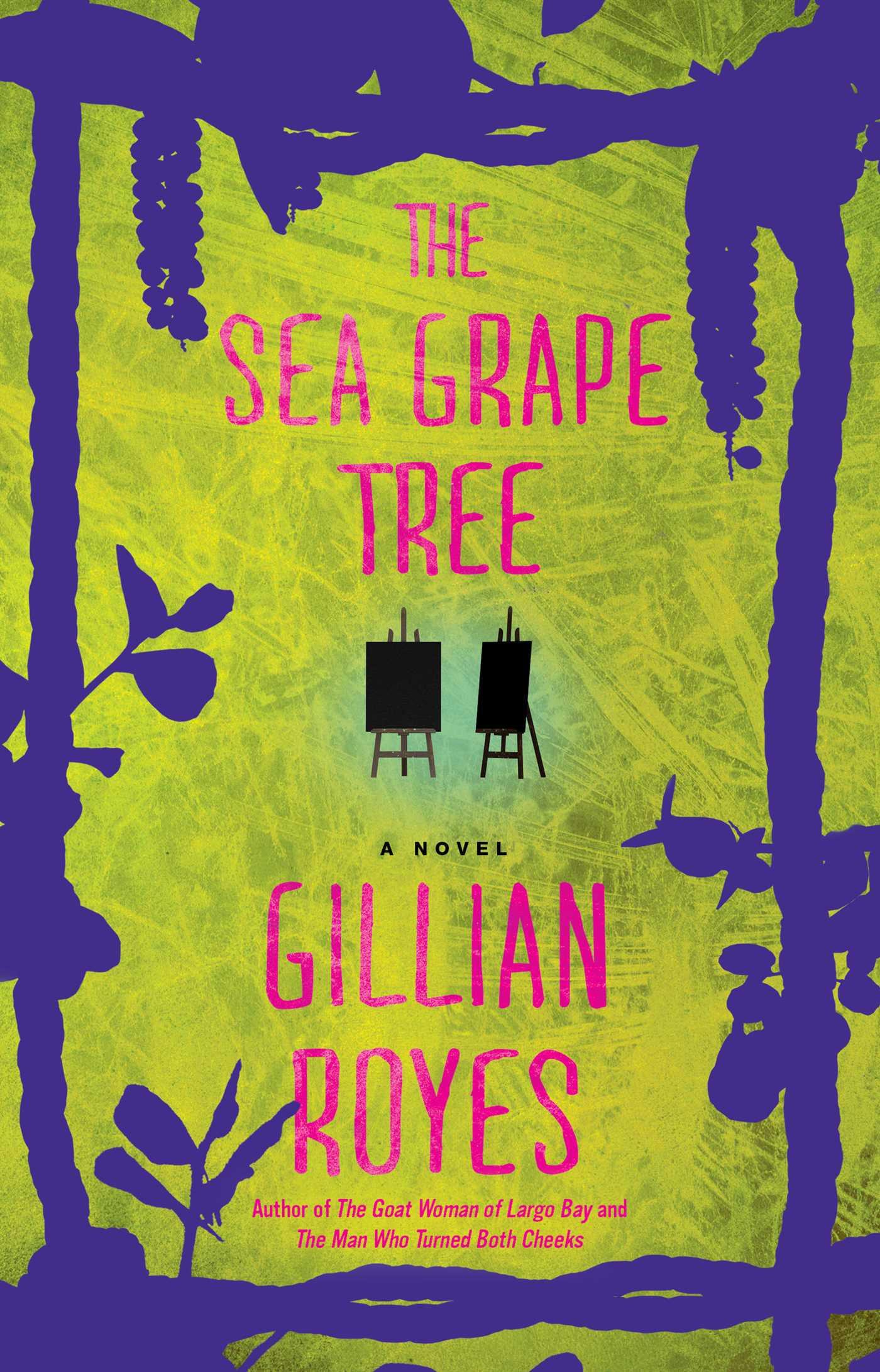 Sea grape tree 9781476762395 hr