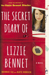 Secret Diary of Lizzie Bennet book cover