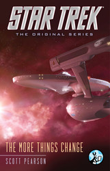 Star Trek: The Original Series: The More Things Change book cover