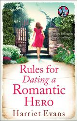 Rules for Dating a Romantic Hero book cover